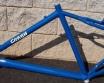 Порошковое покрытие велосипедной рамы