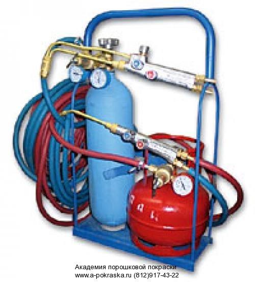 переносной газосварочный пост пгсп 5-5